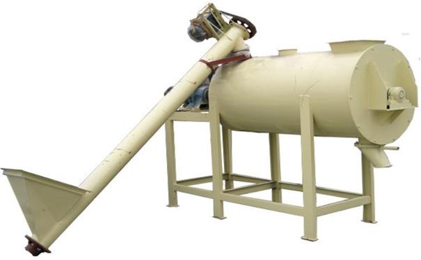 干粉搅拌机厂图
